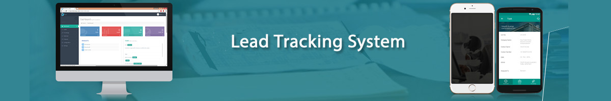 Lead tracking system